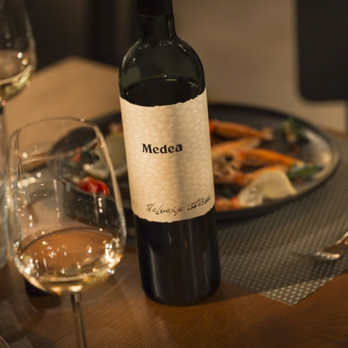 Medea - A Taste of Passion from Istria
